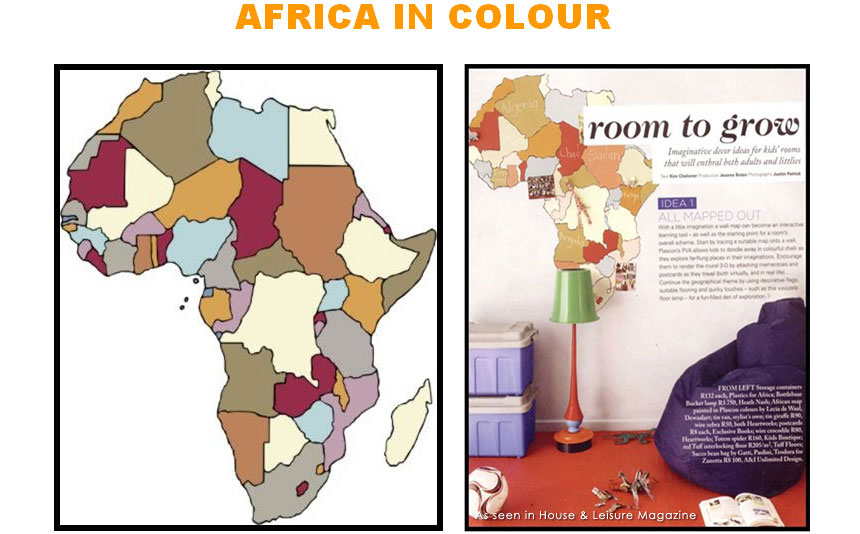 Dewaal Art Africa in full colour