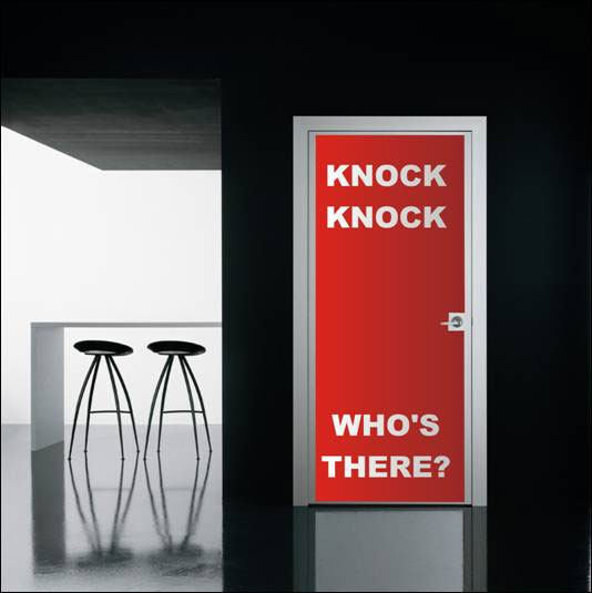 Dewaal Art Knock Knock Collection
